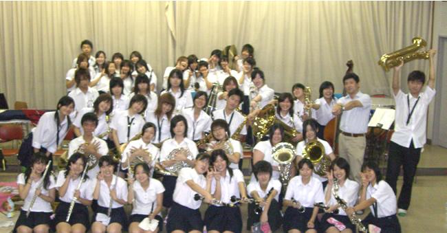 藤沢西高等学校制服画像